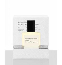 Maison Louis Marie Maison Louis Marie No.04 Bois de Balincourt Perfume Oil