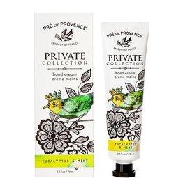 Pre de Provence Pre de Provence Priv Col Hand Cream Eucalyptus