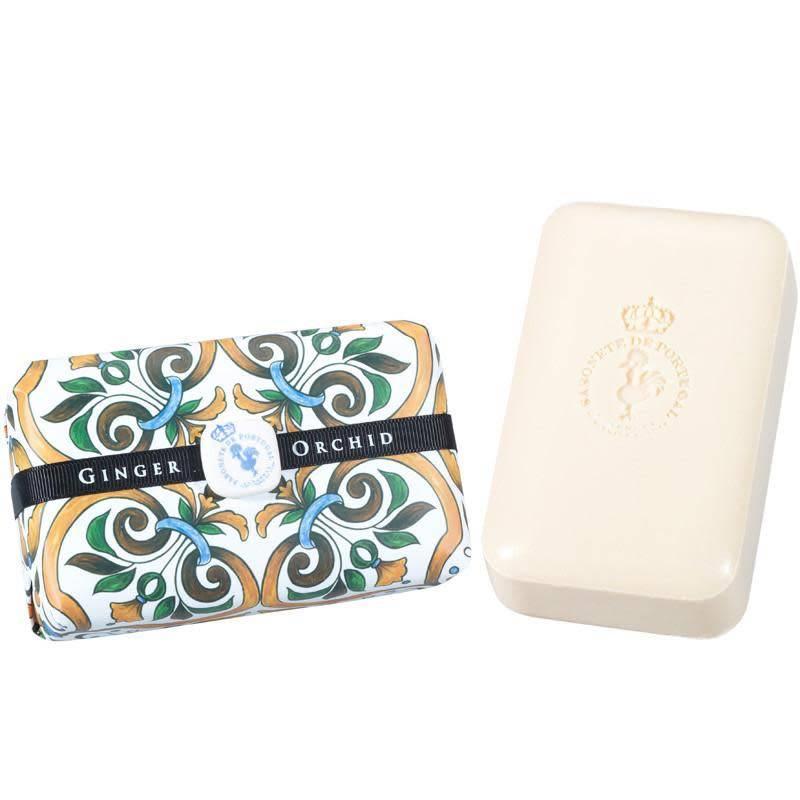 Castelbel Porto Castelbel Ginger & Orchid Soap