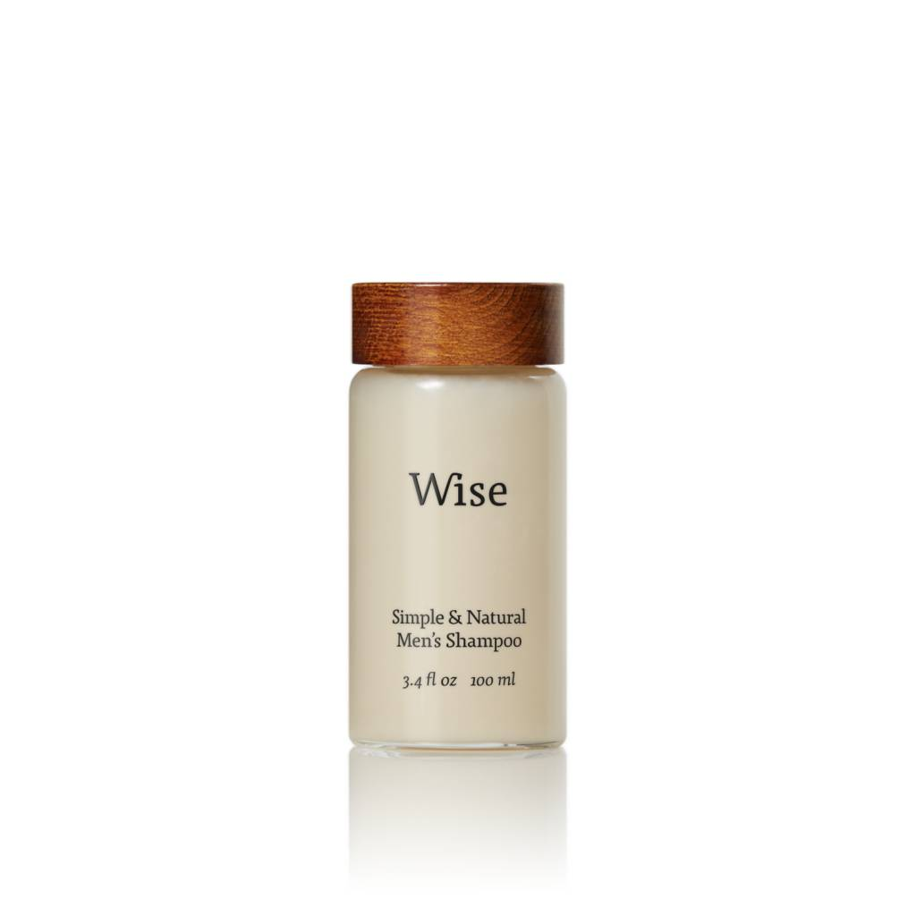 Wise Men's Care Wise Birch Bark Shampoo (SALE 50)