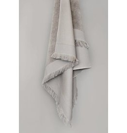 Smyrna Collection Smyrna Waffle Terry Steel Hand Towel