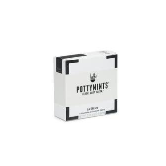 PottyMints PottyMints La Fleur (White Box) Set of 6