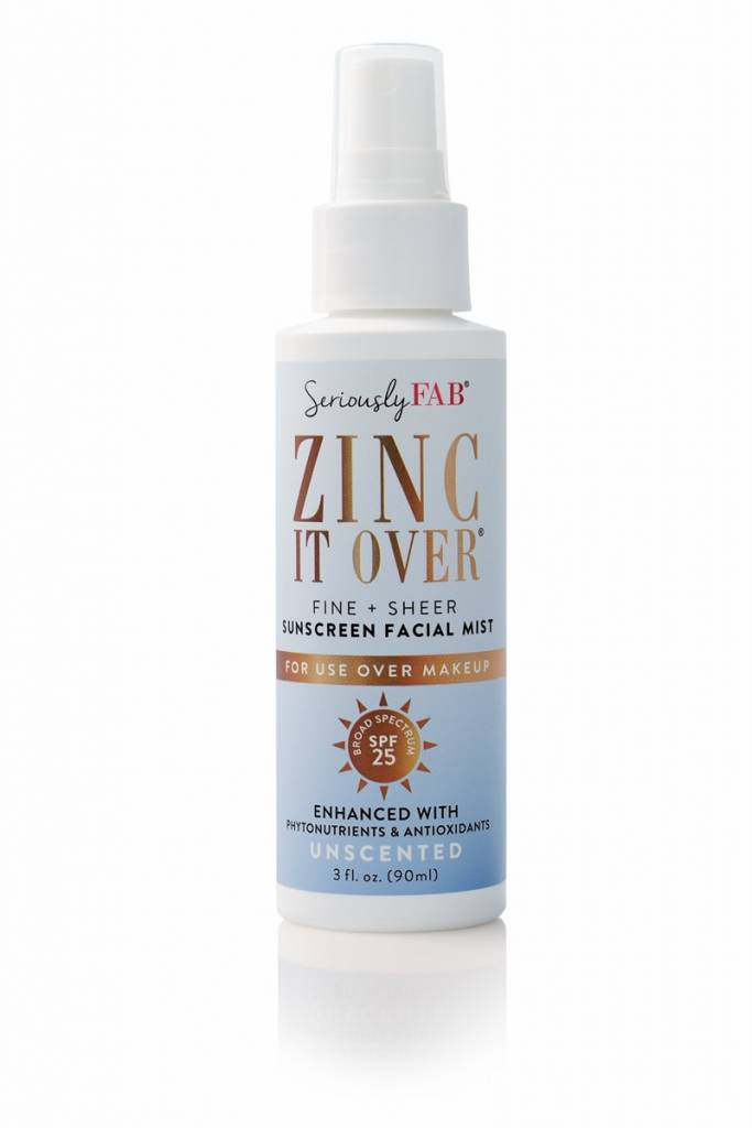 Seriously Fab Zinc It Over Unscented spf 25