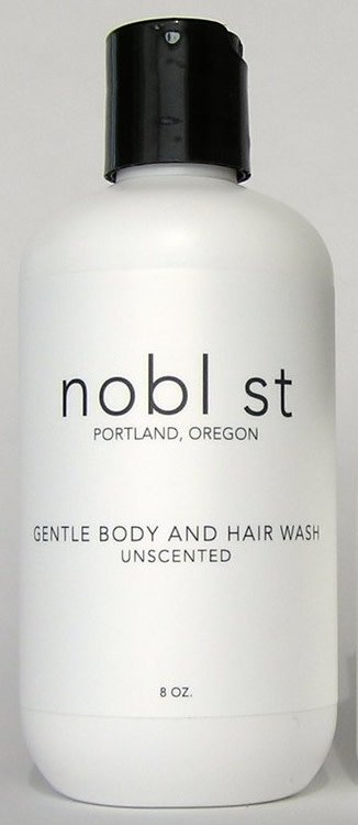 nobl st nobl st Unscented Gentle Body Wash
