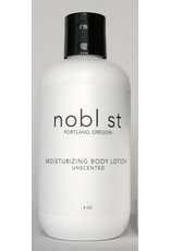 nobl st nobl st Unscented Moisturizing Body Lotion
