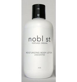 nobl st nobl st Unscented Moisturizing Body Lotion