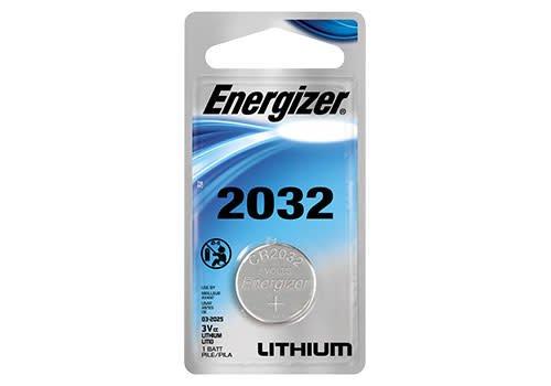 ENERGIZER 2032 D'ADDARIO 3V