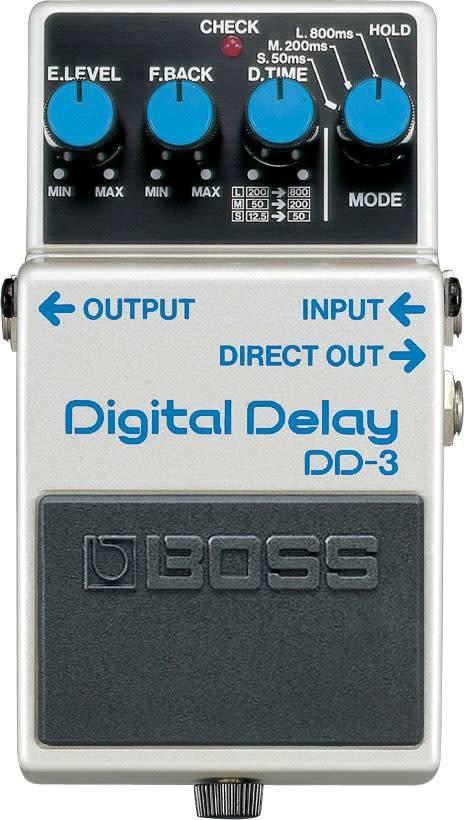 BOSS DD-3 BOSS