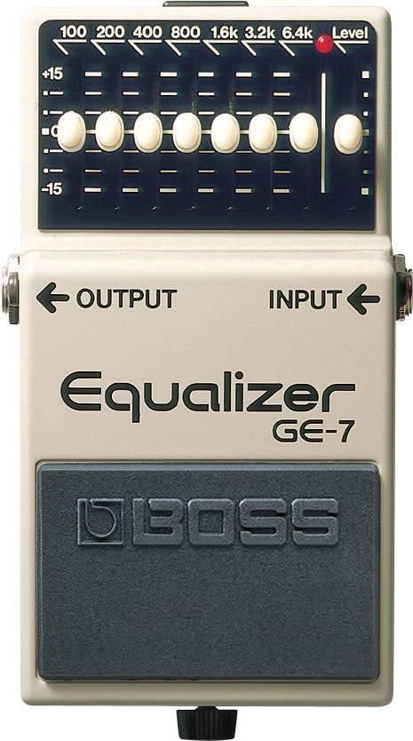 BOSS GE-7 BOSS