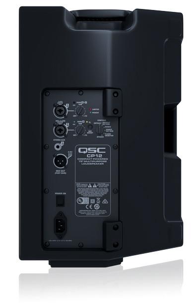 QSC CP12 QSC