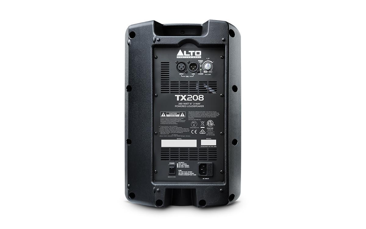 ALTO PROFESSIONAL TX208 ALTO PROFESSIONAL