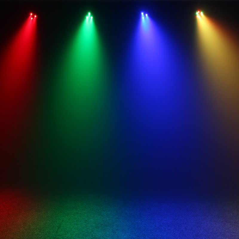 AMERICAN DJ MINI PAR RGBW LED ELIMINATOR