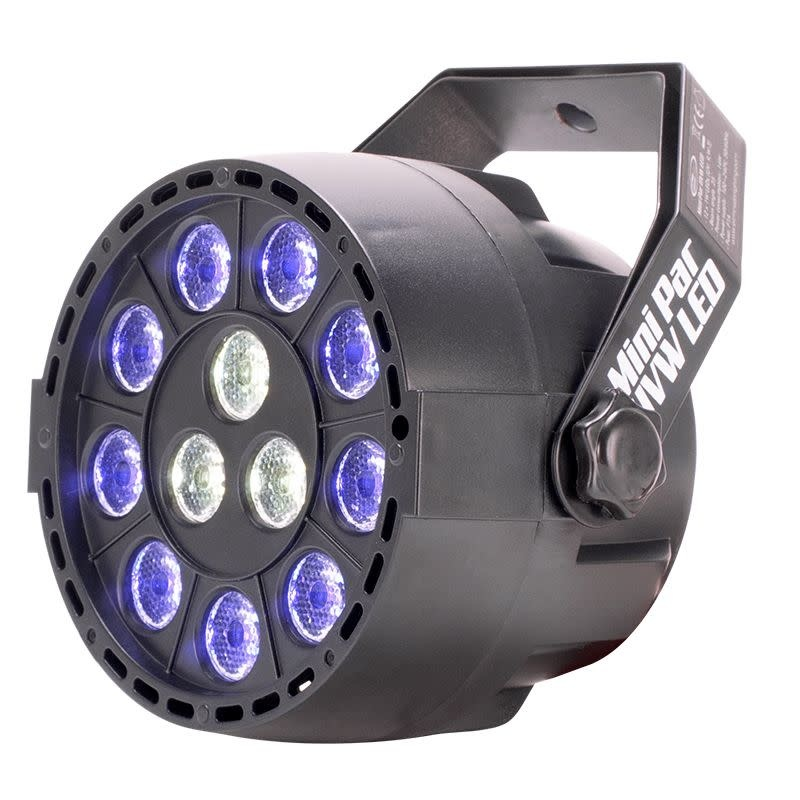 AMERICAN DJ MINI PAR UVW LED ELIMINATOR