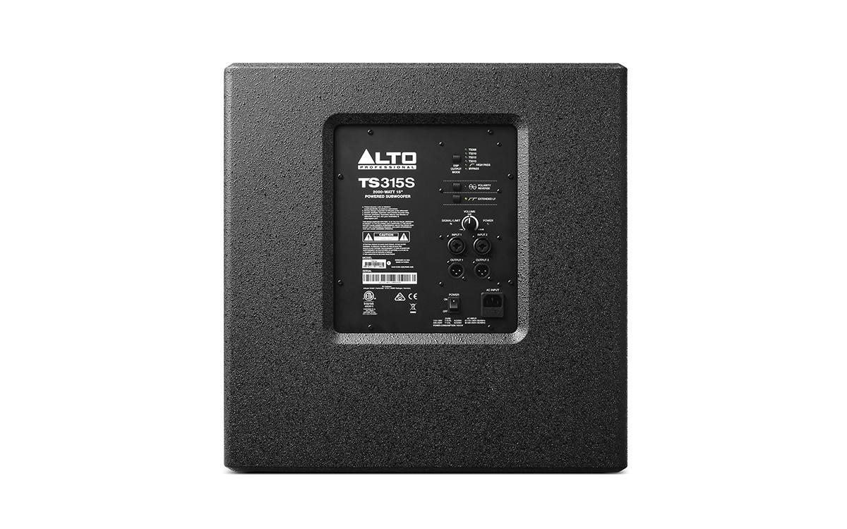 ALTO PROFESSIONAL TS315S ALTO 2000W *LOCATION*