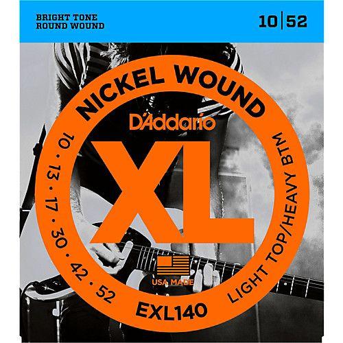 D'ADDARIO EXL140 ELECTRIQUE D'ADDARIO