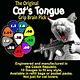BRAIN PLECTRE CAT'S TONGUE