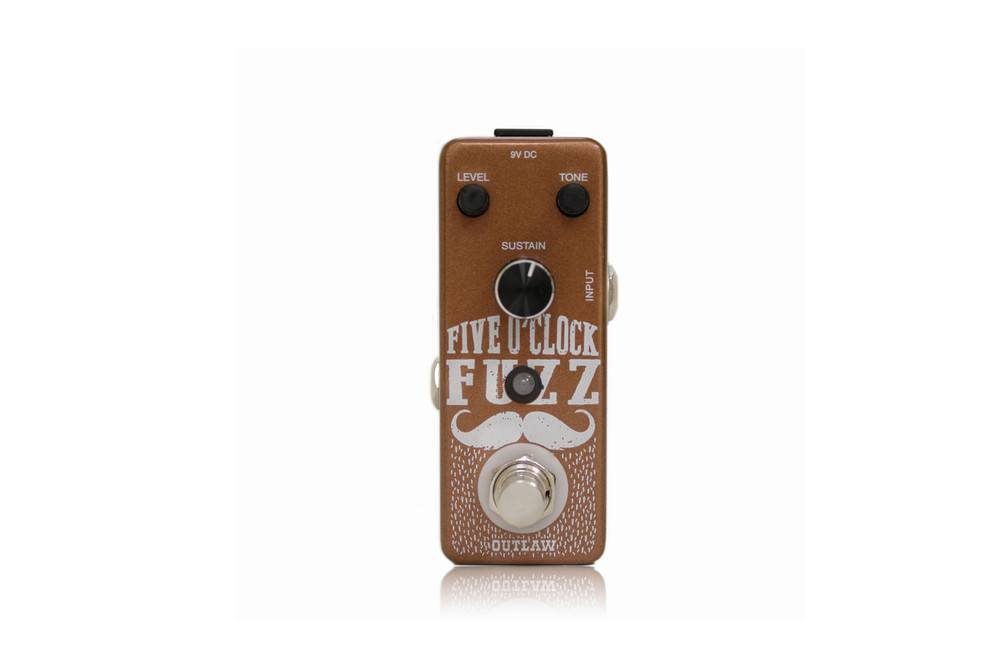 OUTLAW EFFECTS FIVE O CLOCK FUZZ OUTLAW EFFECTS