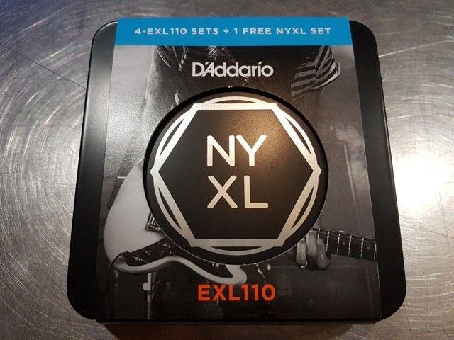D'ADDARIO EXL110-TIN D'ADDARIO