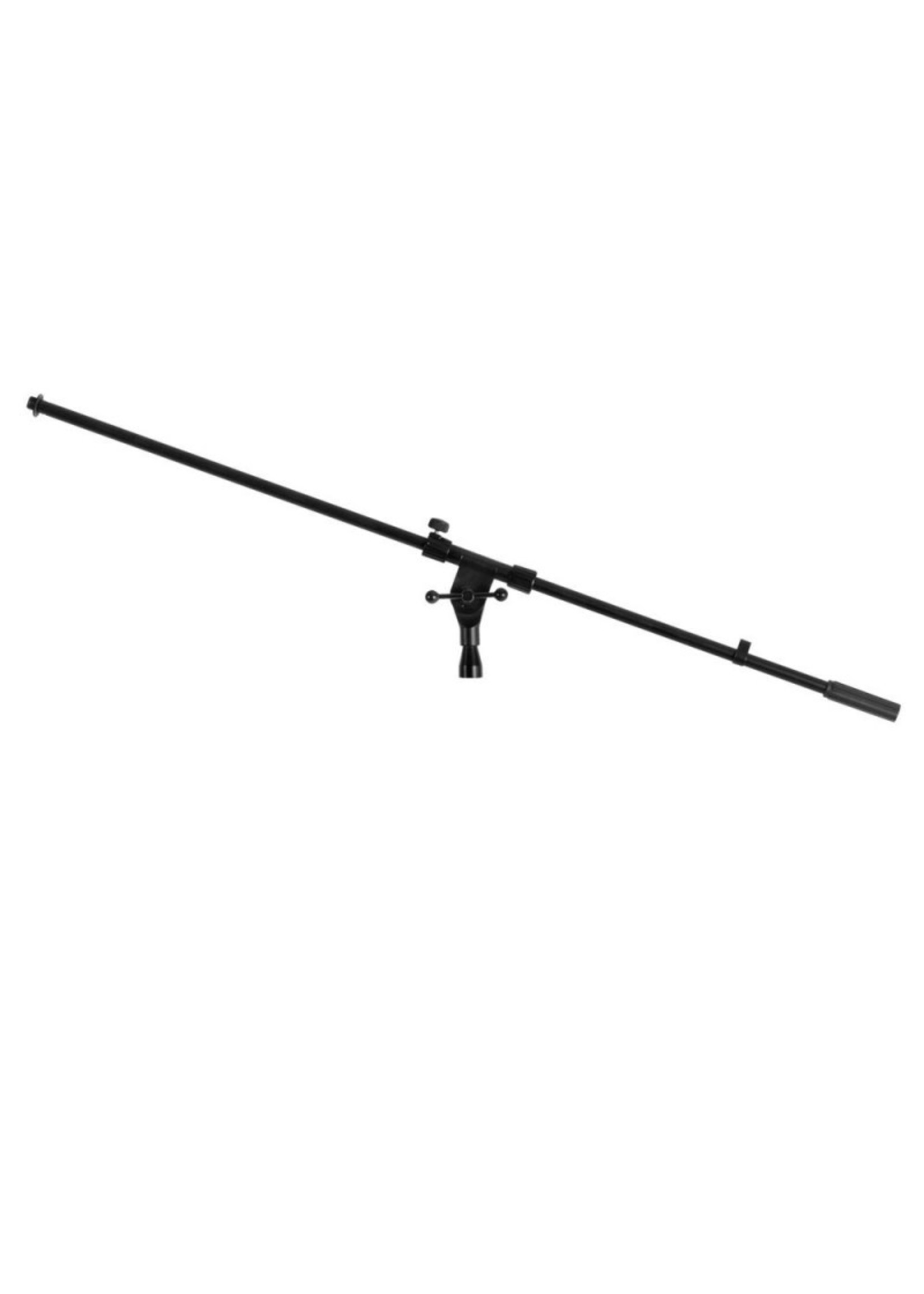 On-Stage Stands Fixed Length Mic Boom -L:35in -Top Mount