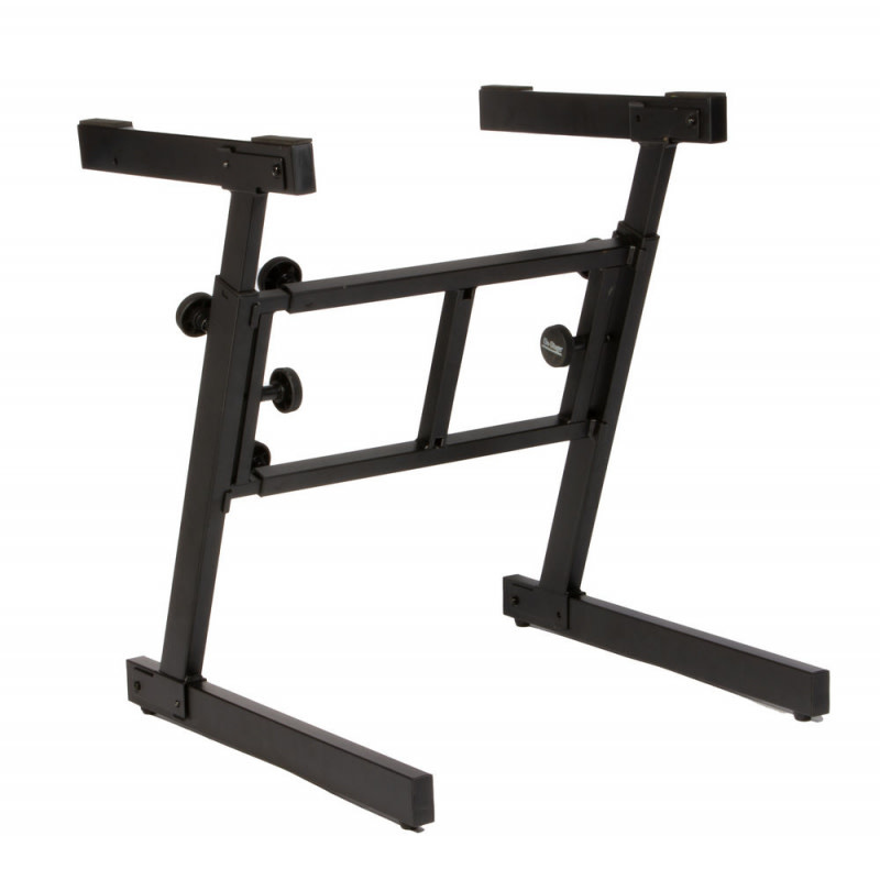 On-Stage Stands Z-Style Keyboard Stand - Pro -All-Welded -375lbs