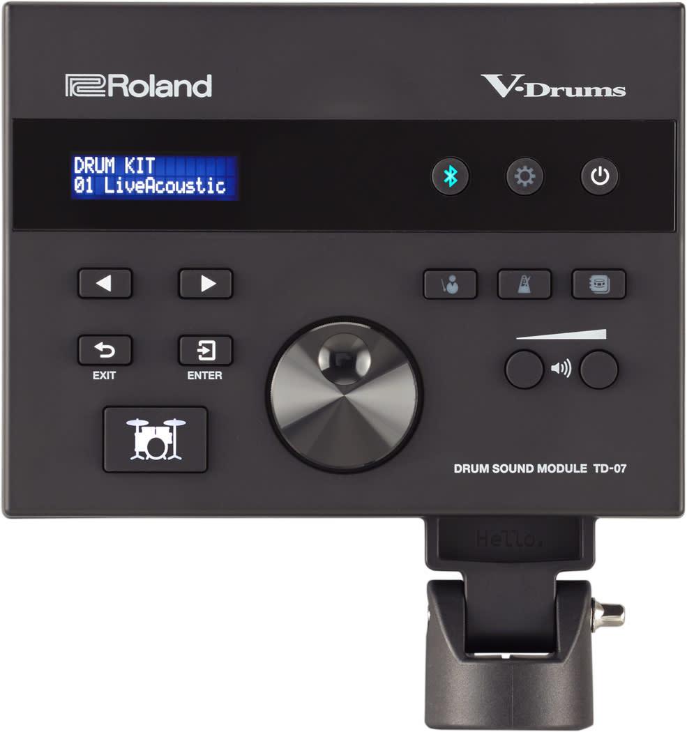 ROLAND TD-07KV ROLAND