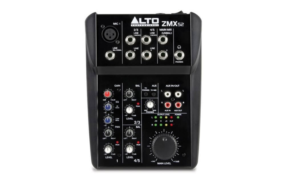 ALTO PROFESSIONAL ZMX52 ALTO PROFESSIONAL