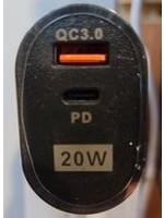 PD+QC3.0 20W bk-384