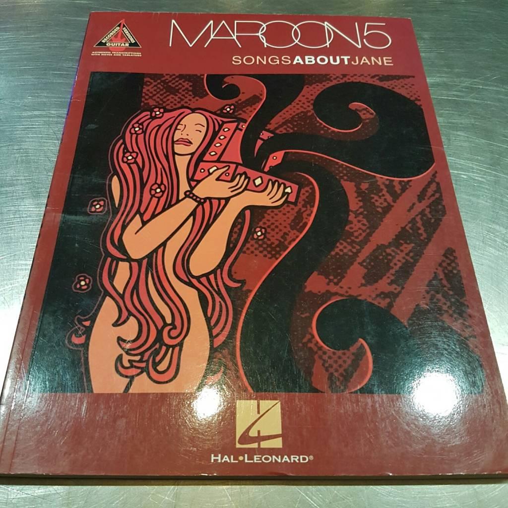 MAROON 5 - HAL LEONARD