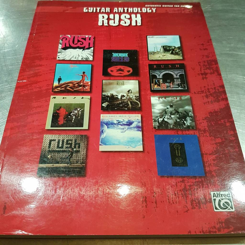 RUSH ANTHOLOGY - ALFRED