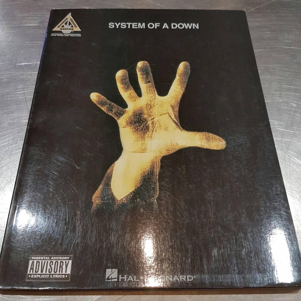 SYSTEM OF A DOWN - HAL LEONARD