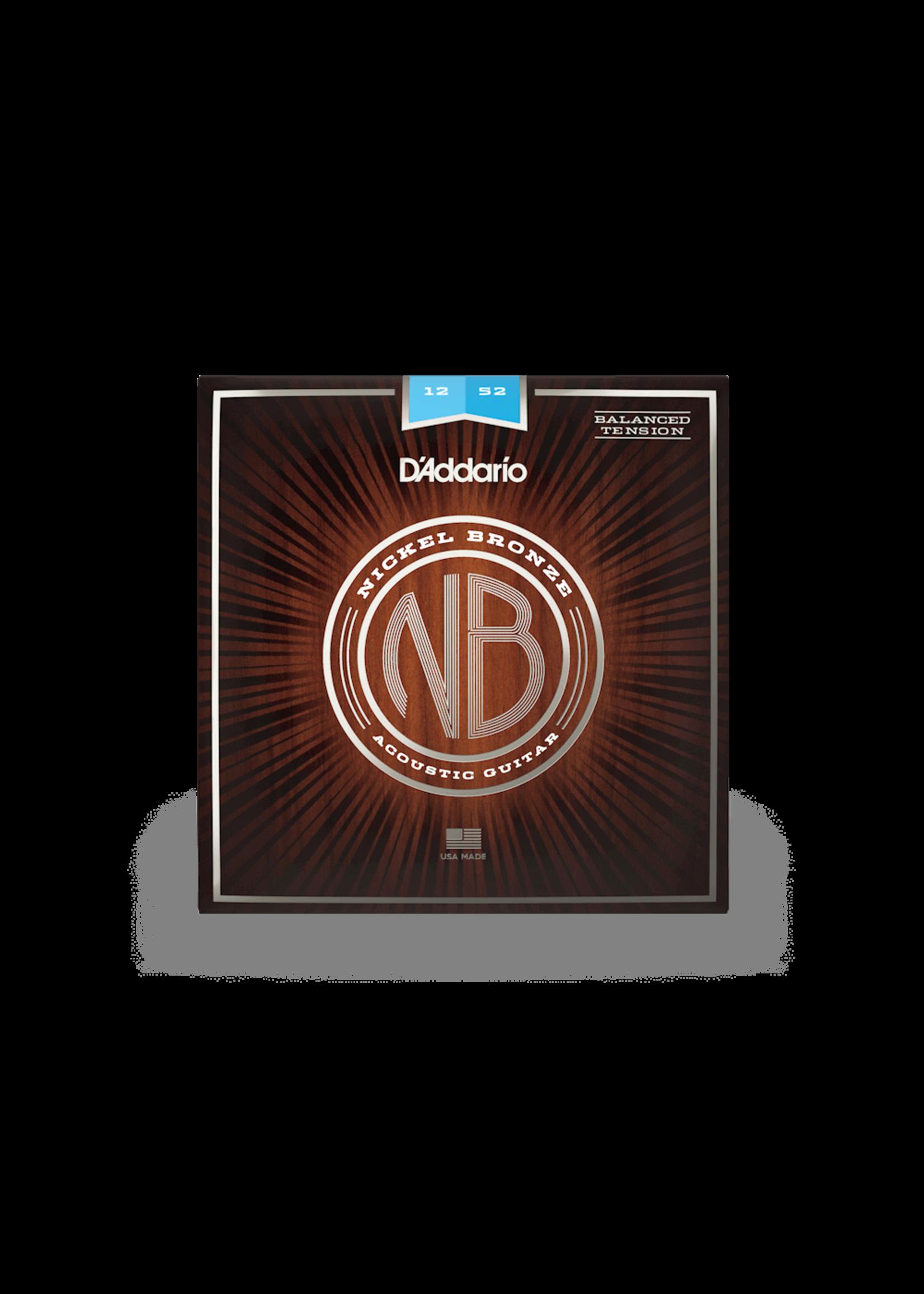 D'ADDARIO NB1252BT D'ADDARIO