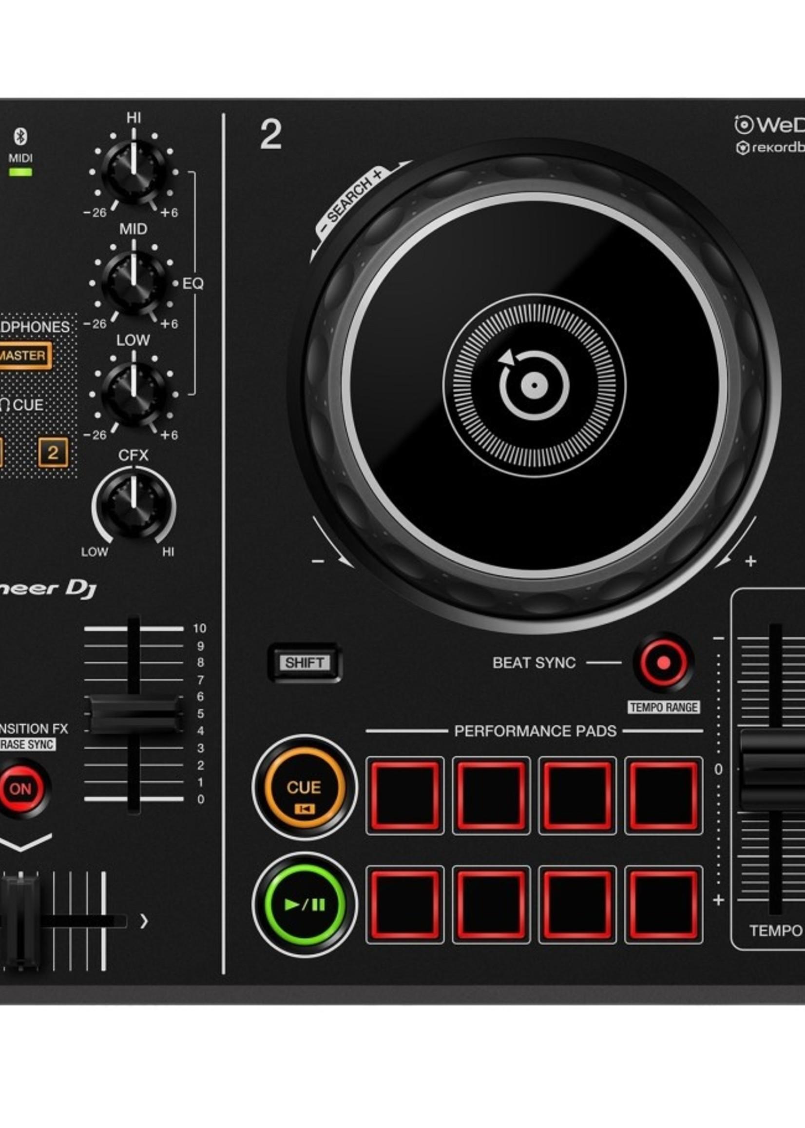 PIONEER DJ DDJ-200 PIONEER DJ