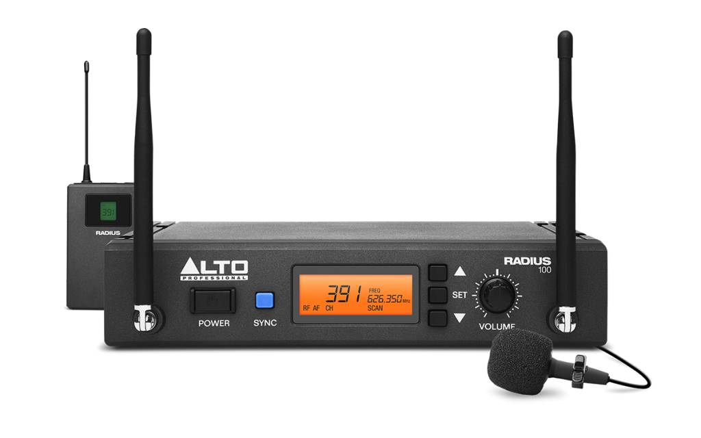 ALTO PROFESSIONAL RADIUS 100L ALTO PROFESSIONAL