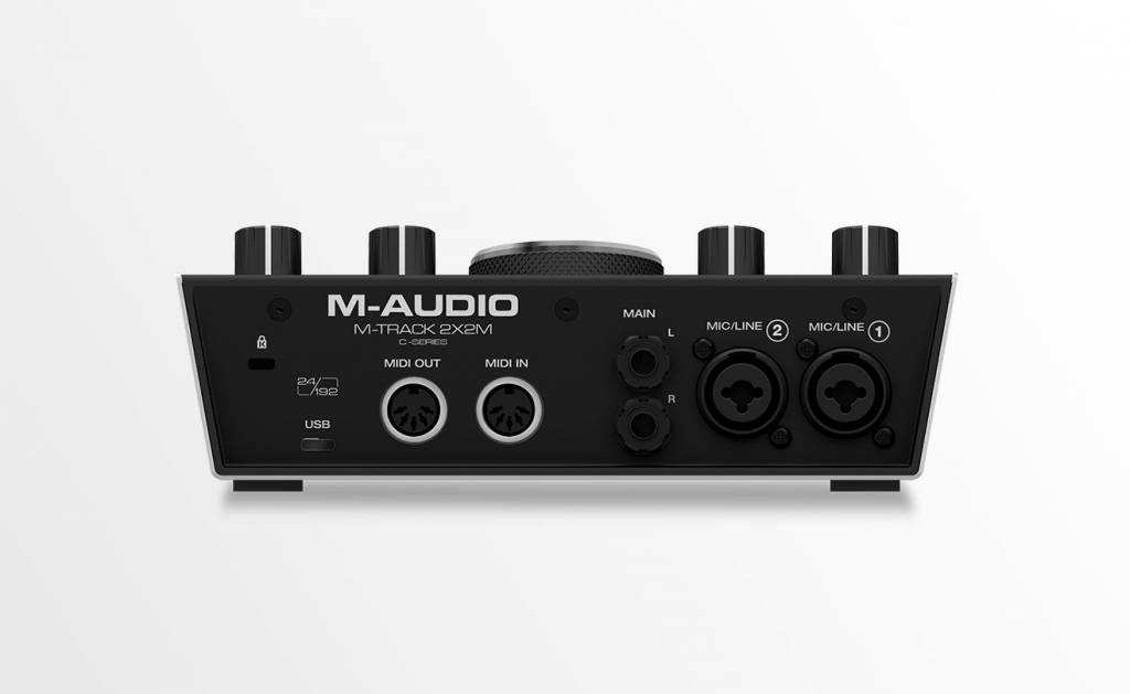 M-AUDIO M-TRACK 2X2M M-AUDIO