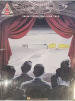HAL LEONARD LIVRE FROM UNDER THE CORL TREE/FALL OUT BOY