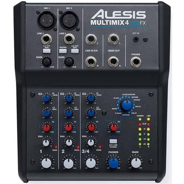 ALESIS MULTIMIX 4 USBFX ALESIS