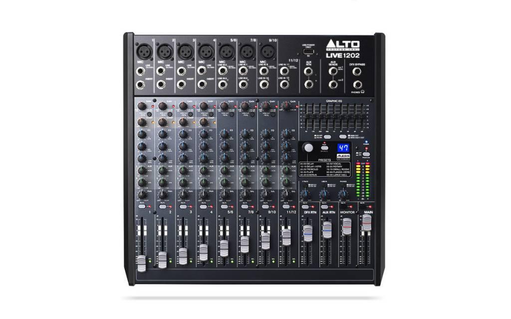 ALTO PROFESSIONAL LIVE 1202 ALTO PROFESSIONAL