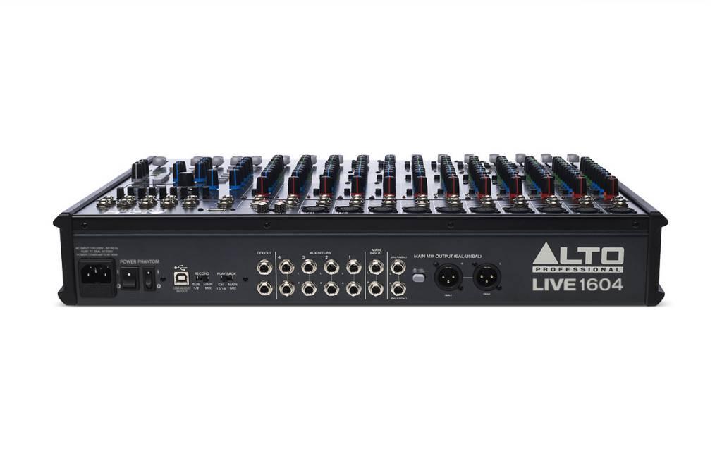 ALTO PROFESSIONAL LIVE 1604 ALTO PROFESSIONAL