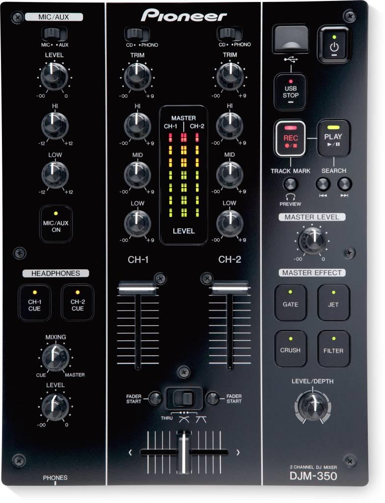 PIONEER DJ DJM-350 PIONEER   * LIQUIDATION *