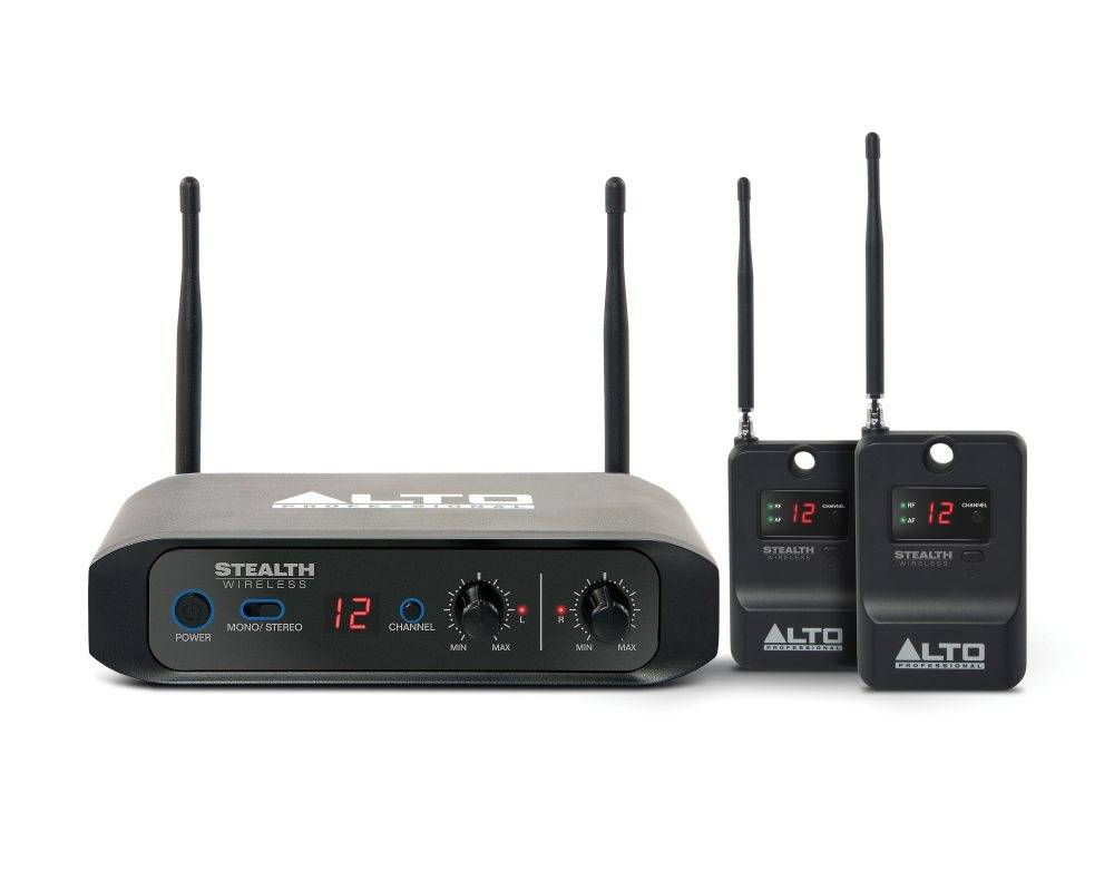 ALTO PROFESSIONAL STEALTH WIRELESS ALTO