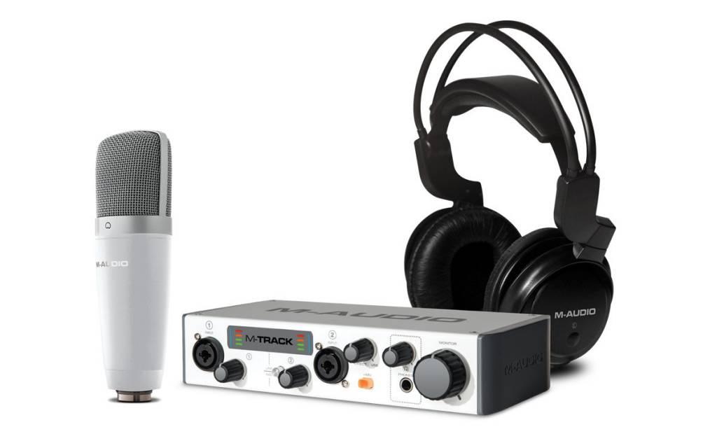 M-AUDIO VOCAL STUDIO PRO II M-AUDIO