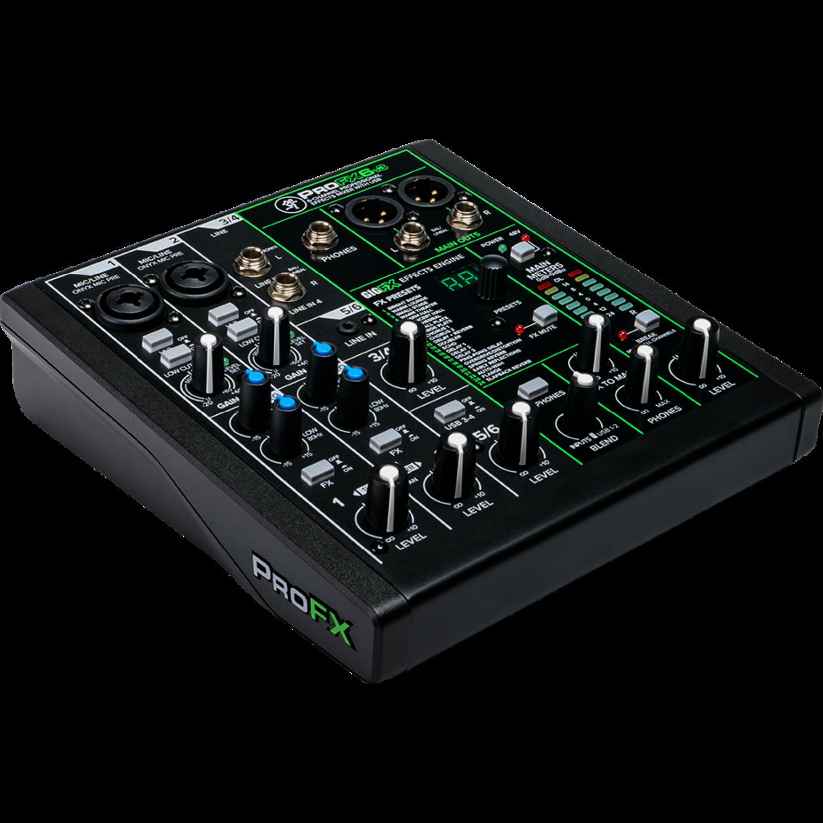 MACKIE PROFX6V3 console