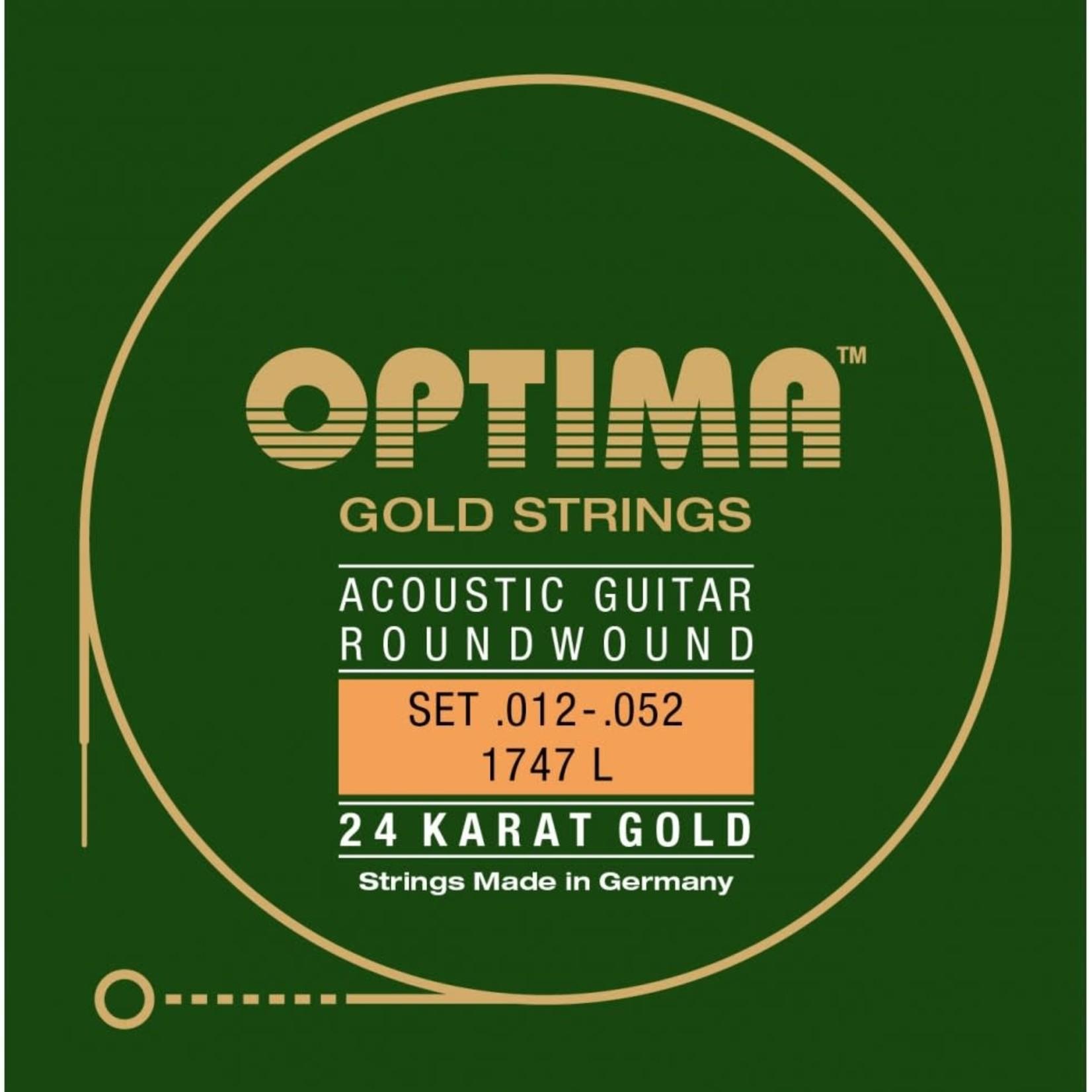 OPTIMA 1747L GOLD OPTIMA