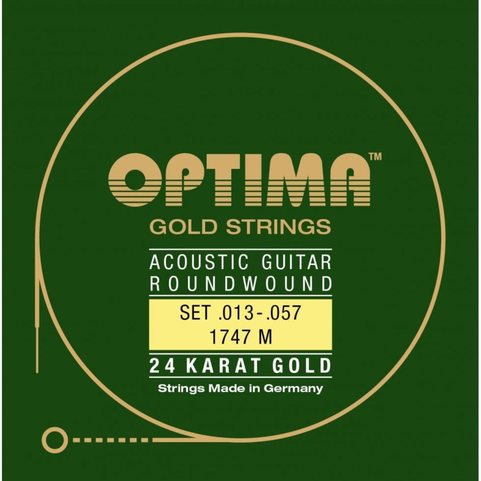 OPTIMA 1747M GOLD OPTIMA