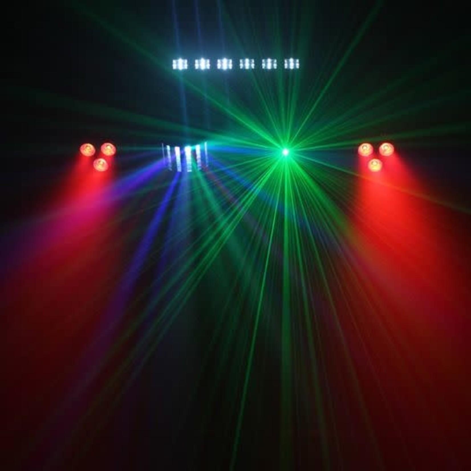 AMERICAN DJ PARTY BAR FOCUS 9 *LOCATION*
