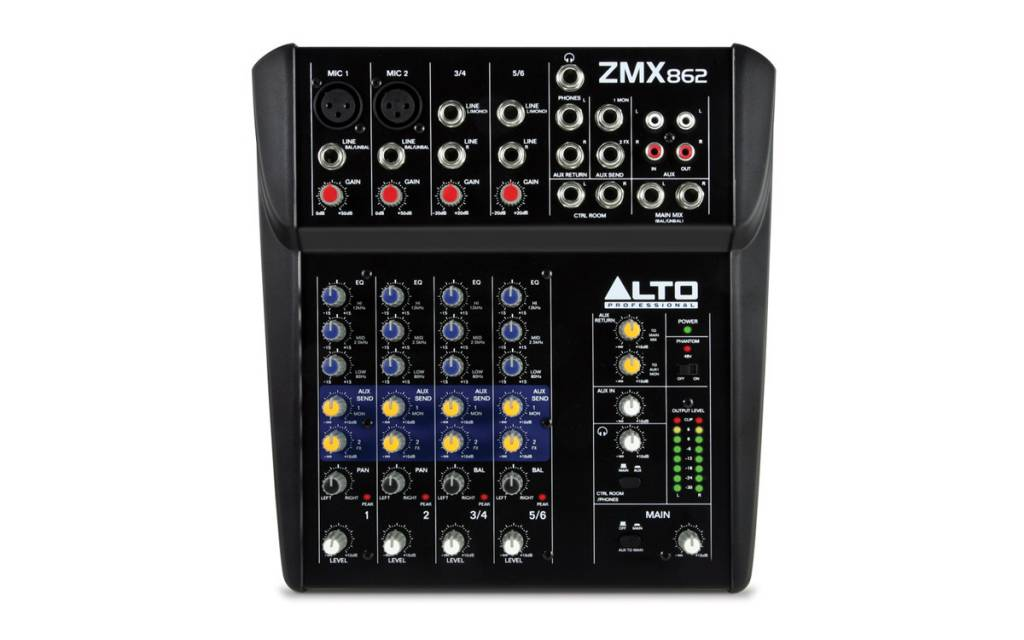 ALTO PROFESSIONAL ZMX862 ALTO PROFESSIONAL