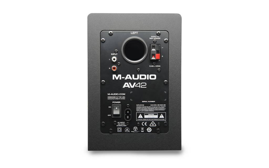 M-AUDIO AV42 M-AUDIO