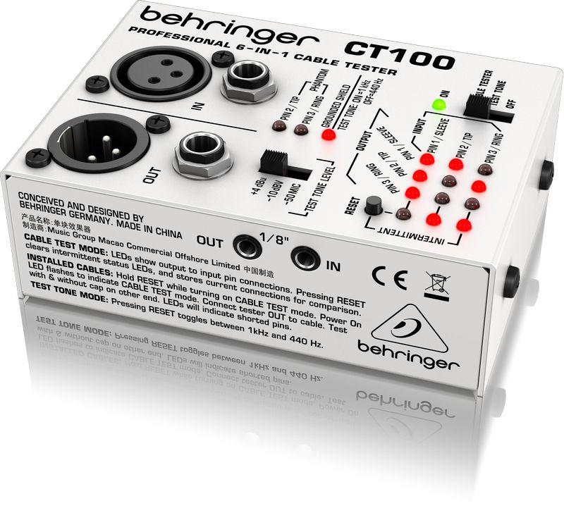 BEHRINGER CT100 BEHRINGER