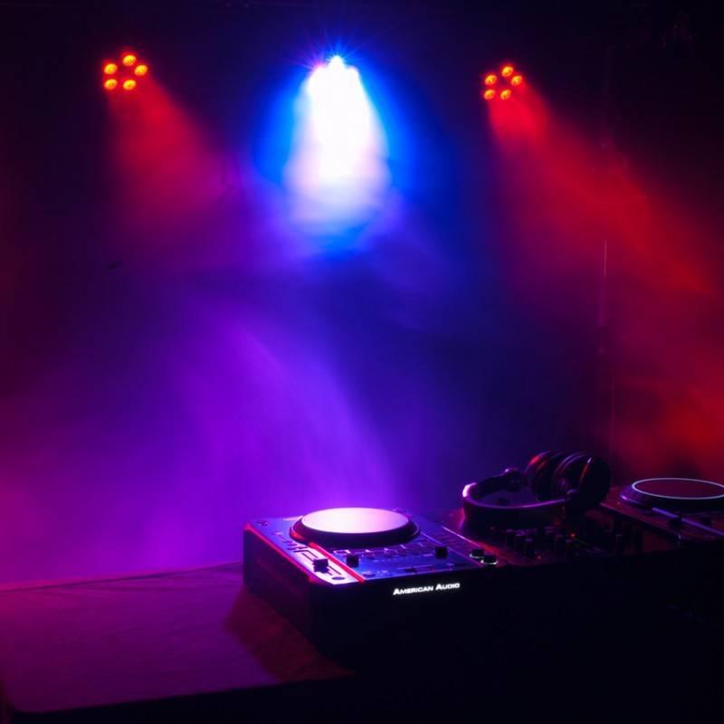 AMERICAN DJ MEGA TRIPAR PROFILE PLUS ADJ