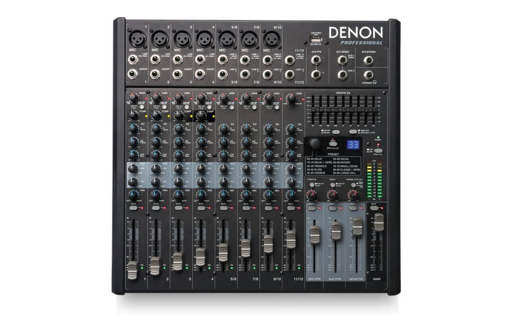 DENON DN-412X DENON PROFESSIONAL